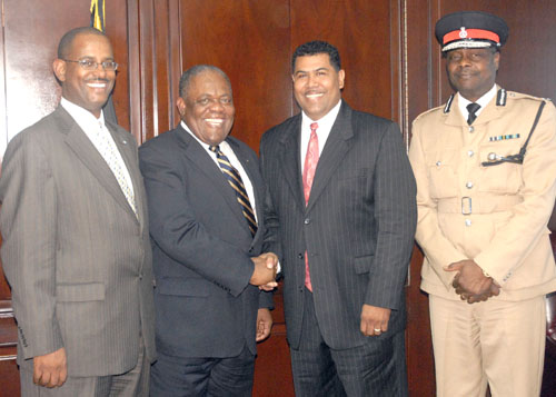 Cabinet Office Announces New Command at RBPF ...