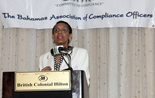 Ag gives remarks at bahamas association of compliance officers baco meeting - Associate compliance officer ...