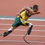 BREAKING NEWS ON VALENTINES DAY -- Woman found dead at home of African blade-runner Pistorius